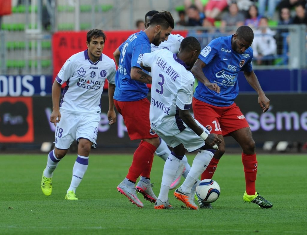 Caen Toulouse Betting Tips