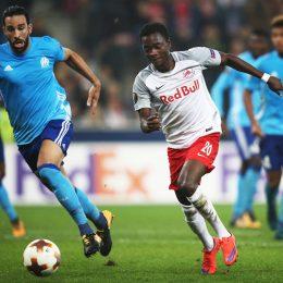 Marseille vs RB Salzburg Europa League