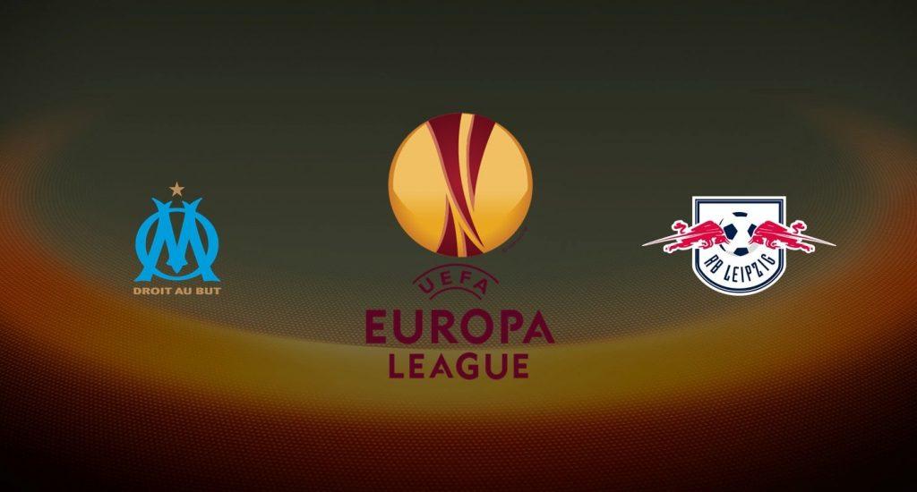 MARSEILLE - RB LIPSIA Europa League