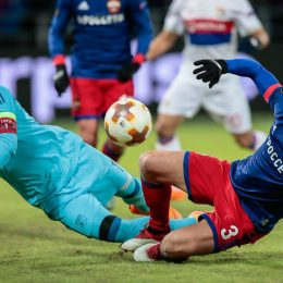 Lyon - CSKA Moscow Europa League