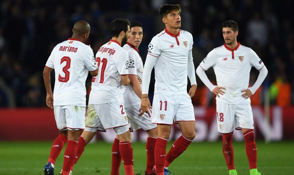 Bayern Munich - Sevilla FC Champions League