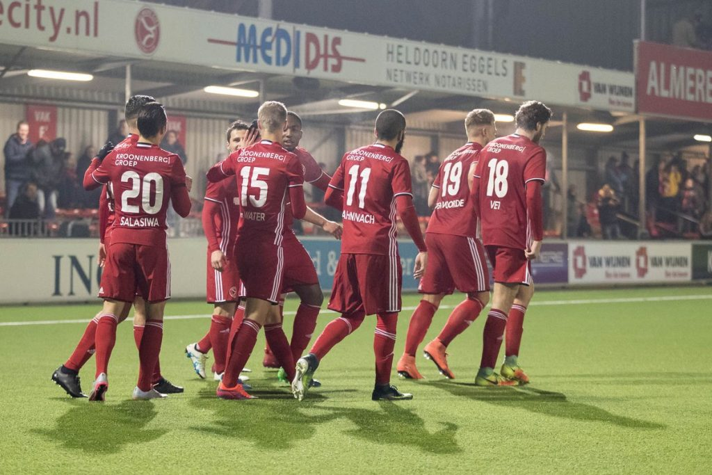 Almere - Roda Betting Prediction