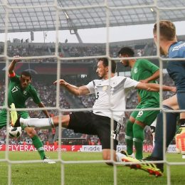 Germany - Mexico World Cup