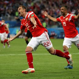World Cup Prediction Spain - Russia