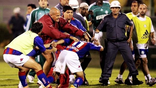 Cerro Porteno vs Palmeiras