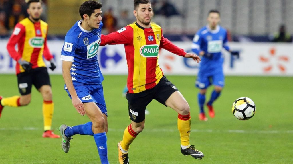 Football Prediction Lens vs Estac Troyes