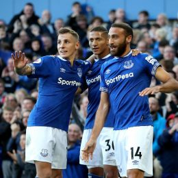 Premier League Leicester vs Everton