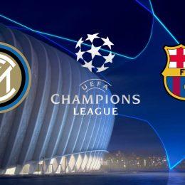 Inter Milan vs Barcelona Champions League