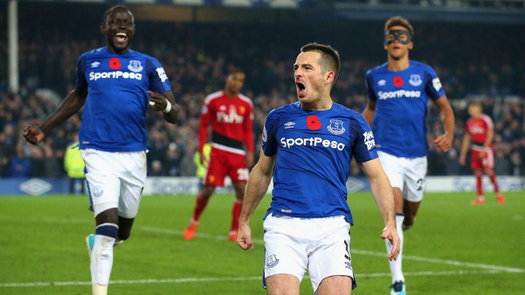 Premier League Everton vs Watford