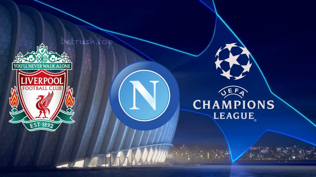 Liverpool vs Napoli Champions League