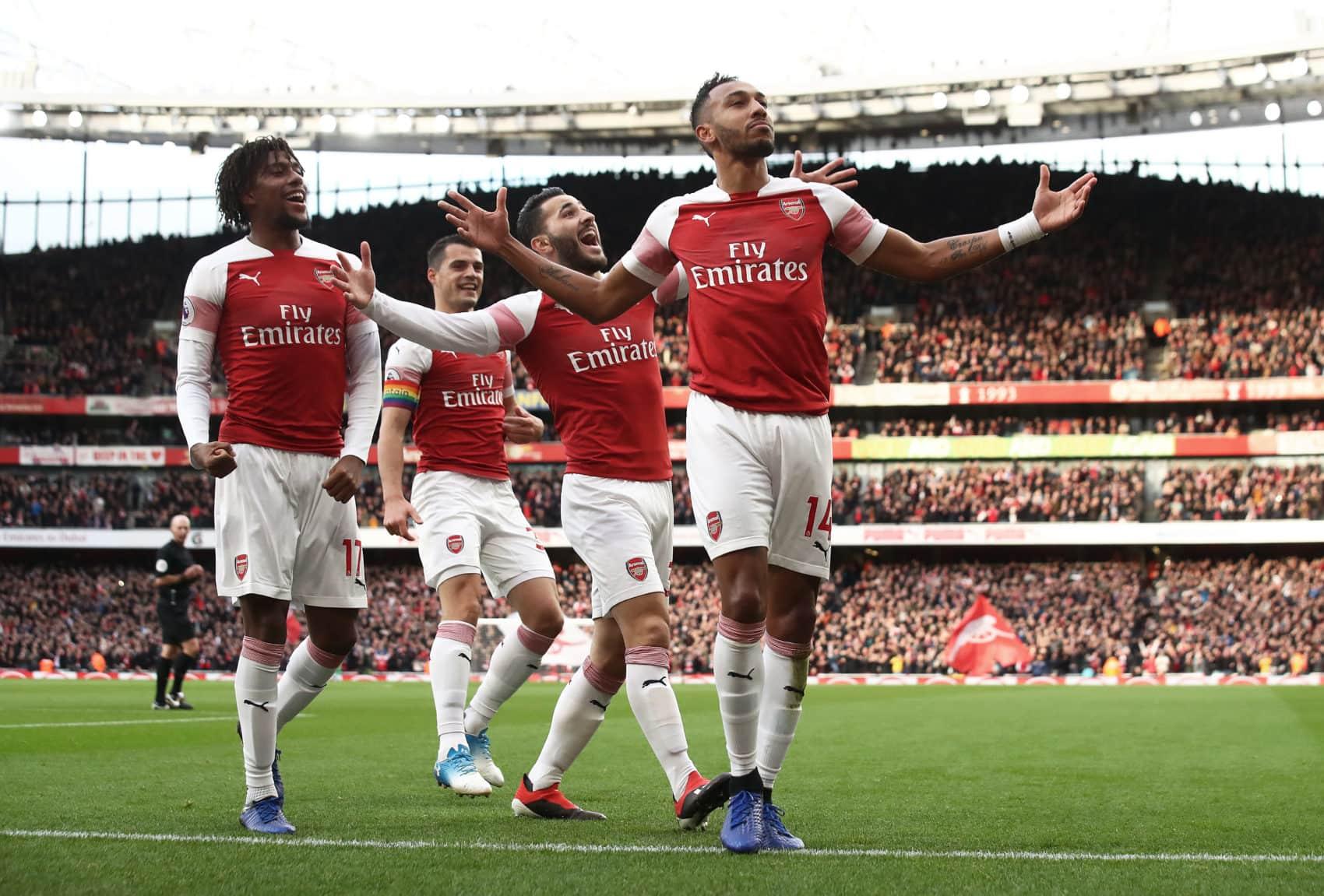 Manchester United vs Arsenal FC Premier League