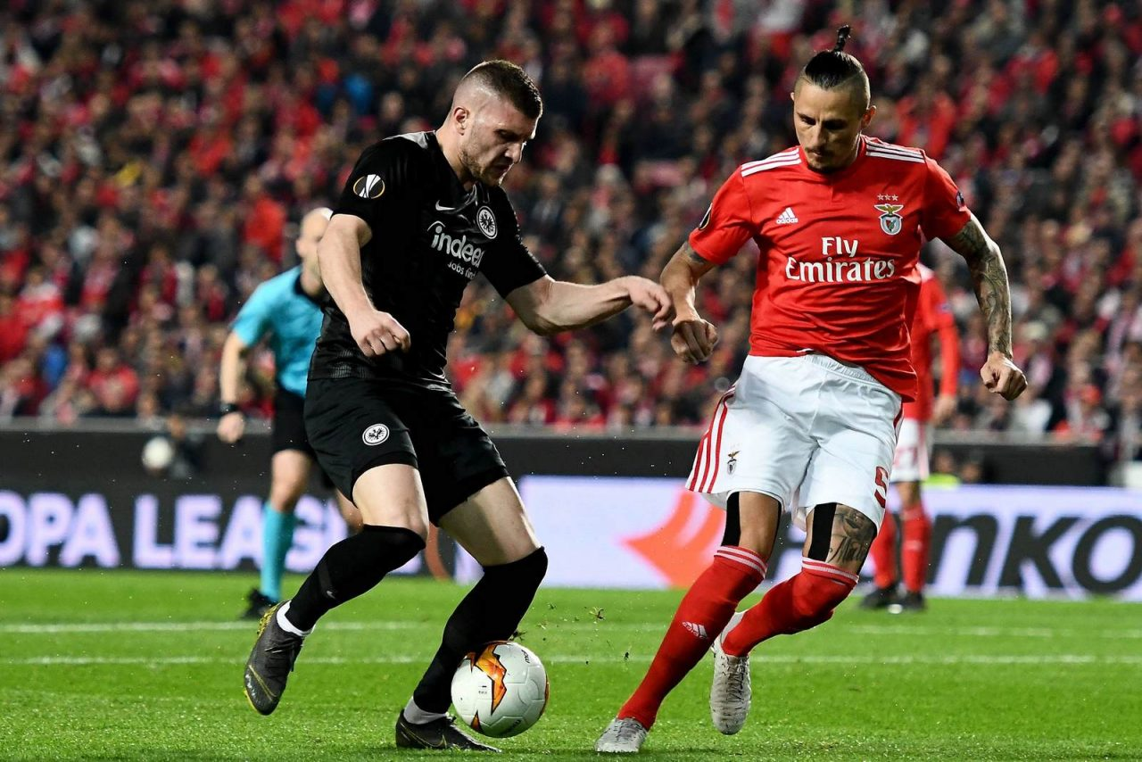 Eintracht Frankfurt vs Benfica Lisbon Betting Tips