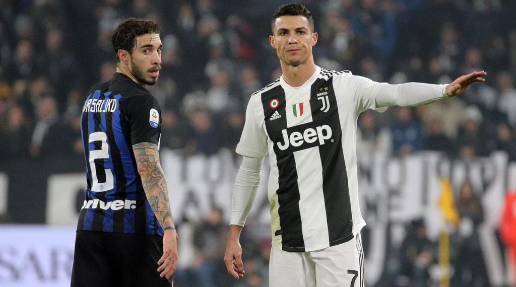 Inter Milan vs Juventus Free Betting Tips