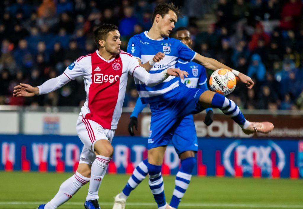 Zwolle vs Ajax Amsterdam Soccer Betting Tips