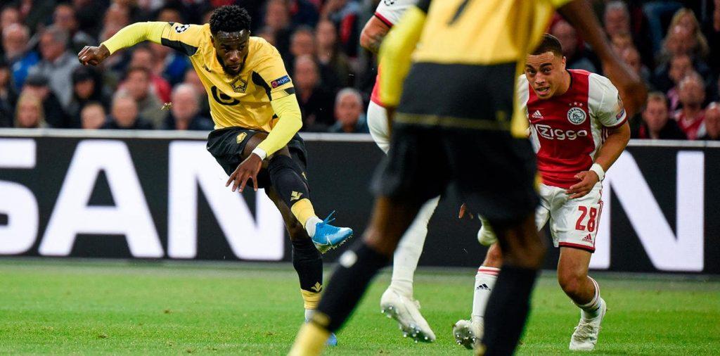Lille vs Ajax Amsterdam Free Soccer Betting Tips