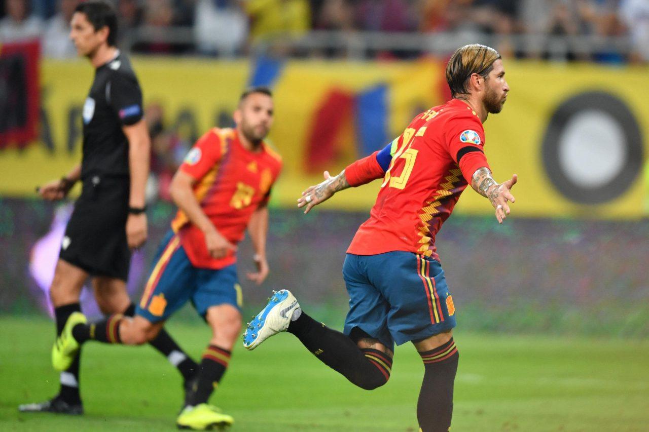 Spain vs Romania Free Betting Tips