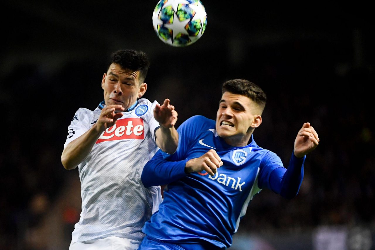 Napoli vs Genk Free Betting Tips and Odds
