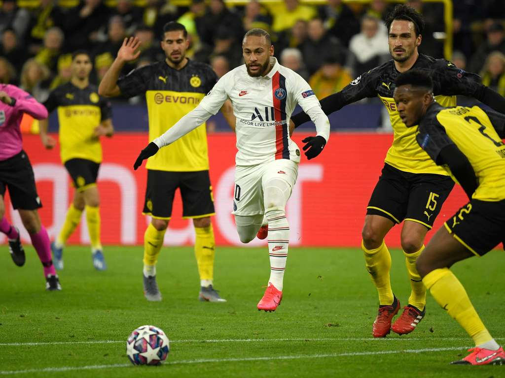 PSG vs Borussia Dortmund Free Betting Tips