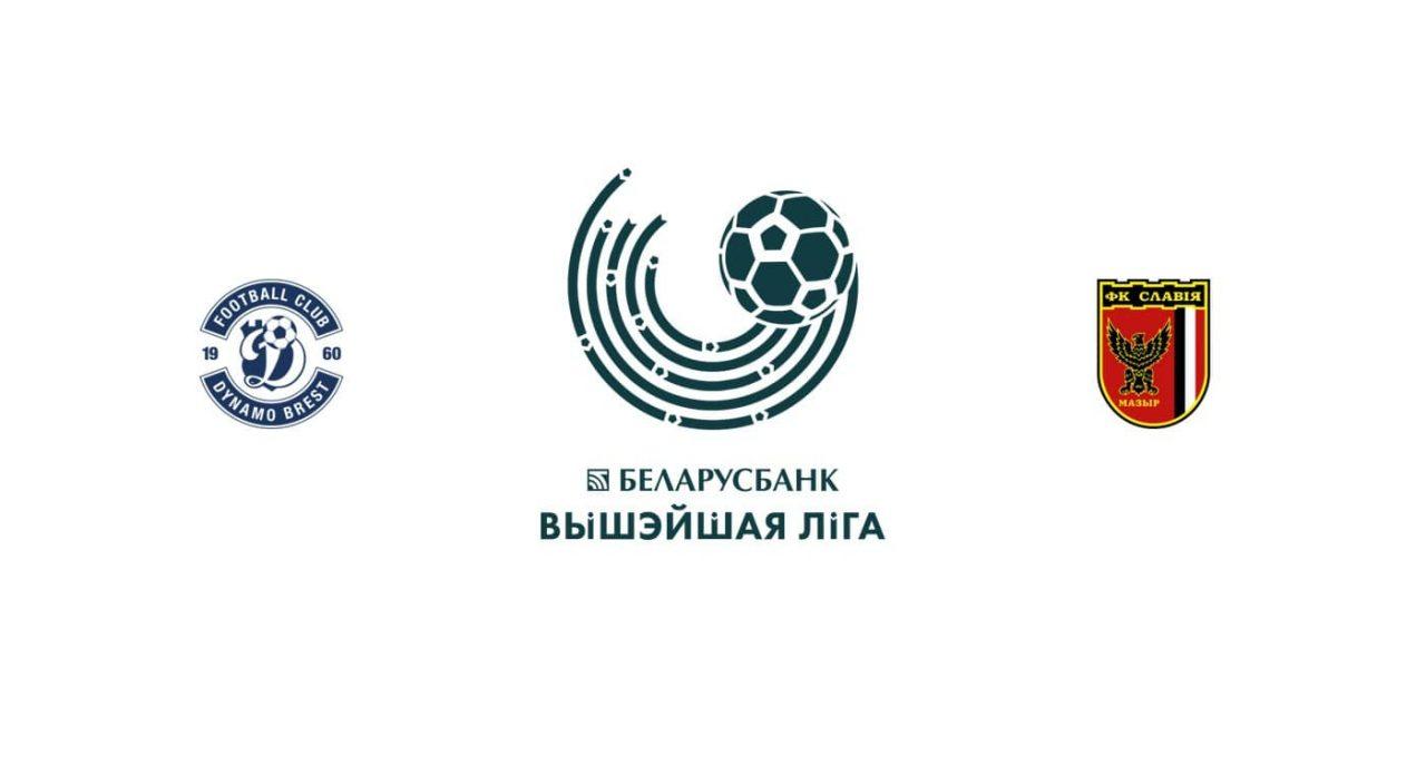 Dinamo Brest vs Slavia Mozyr Free Betting Tips