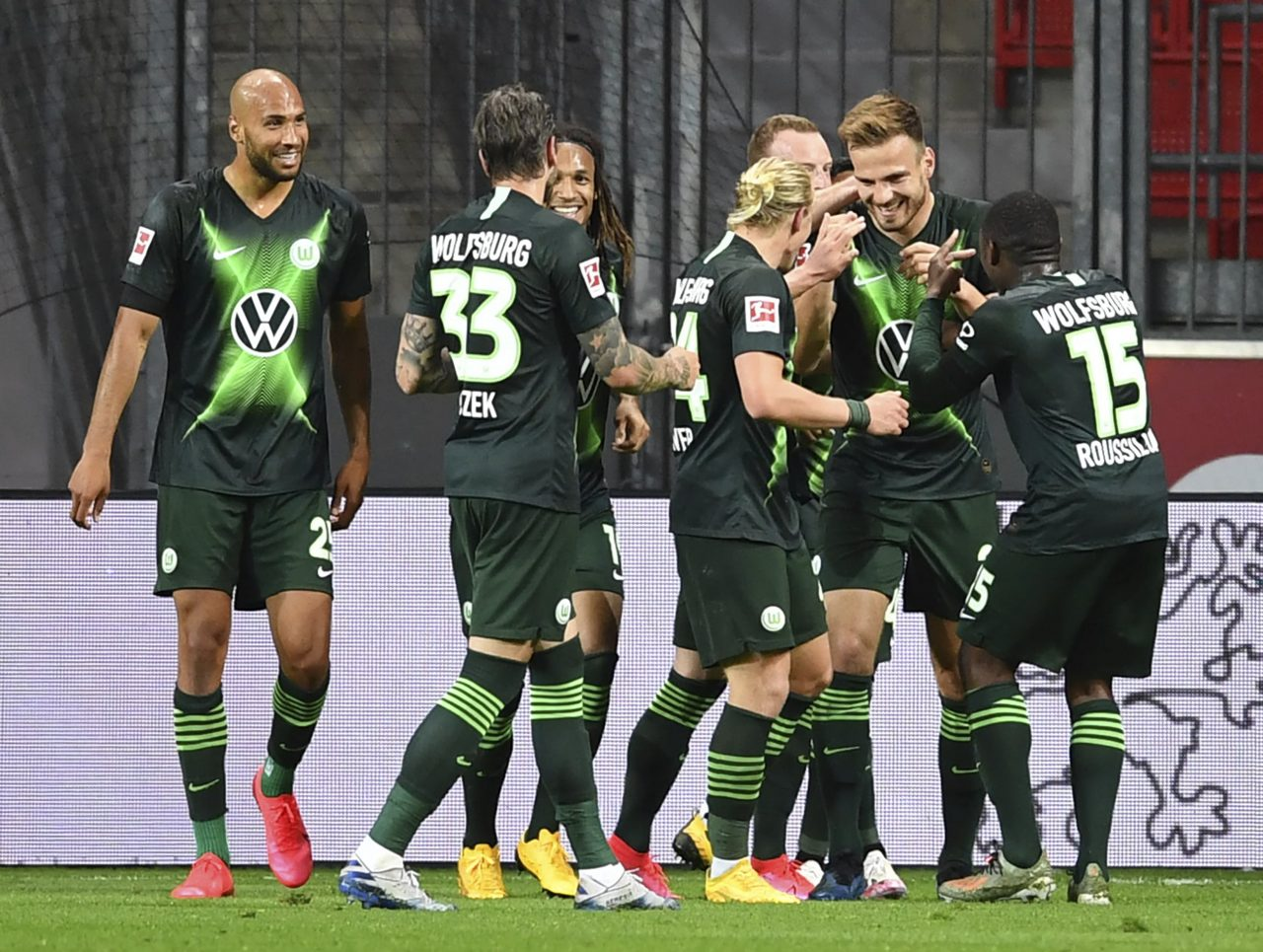 VfL Wolfsburg vs Eintracht Frankfurt Free Betting Tips