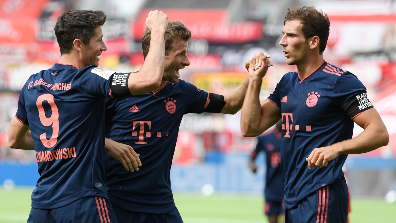 Bundesliga Free Betting Tips - matchday 31