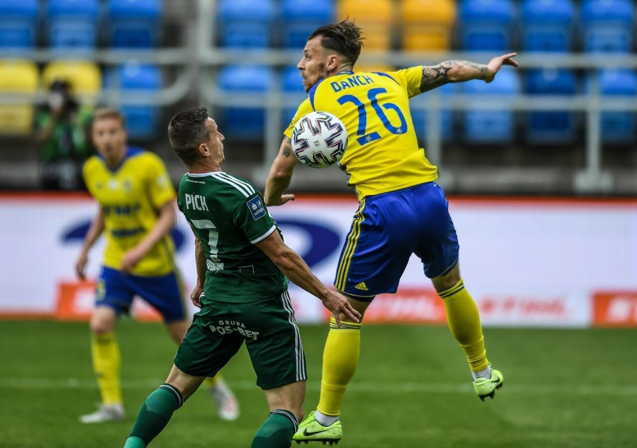 Legia Warsaw vs Arka Gdynia Free Betting Tips