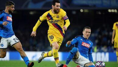 Barcelona vs Napoli Free Betting Tips
